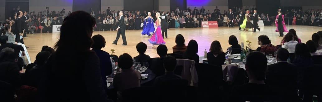 社交ダンスチケットショップ